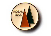 RTA Enamelled Pin