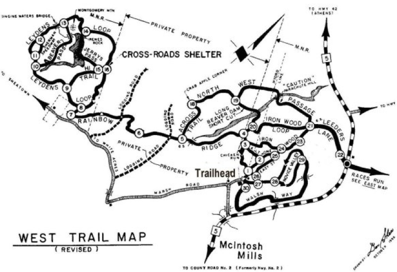 Triangle Cross-Country Ski Club of Brockville